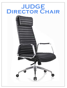 Lizo Executive Leather Chair Judge Director Chair
