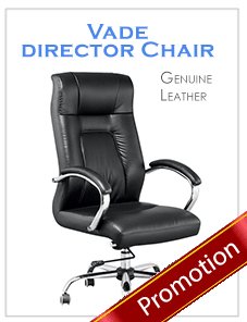 Lizo Executive Leather Chair Vade