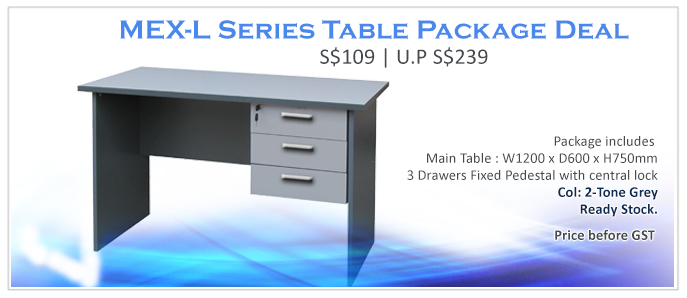 1.2m Table $109 Promotion