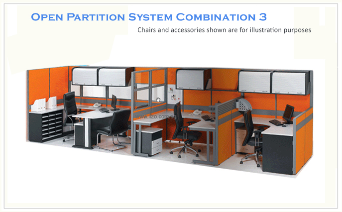 System Partition Combination 3 | LIZO Singapore